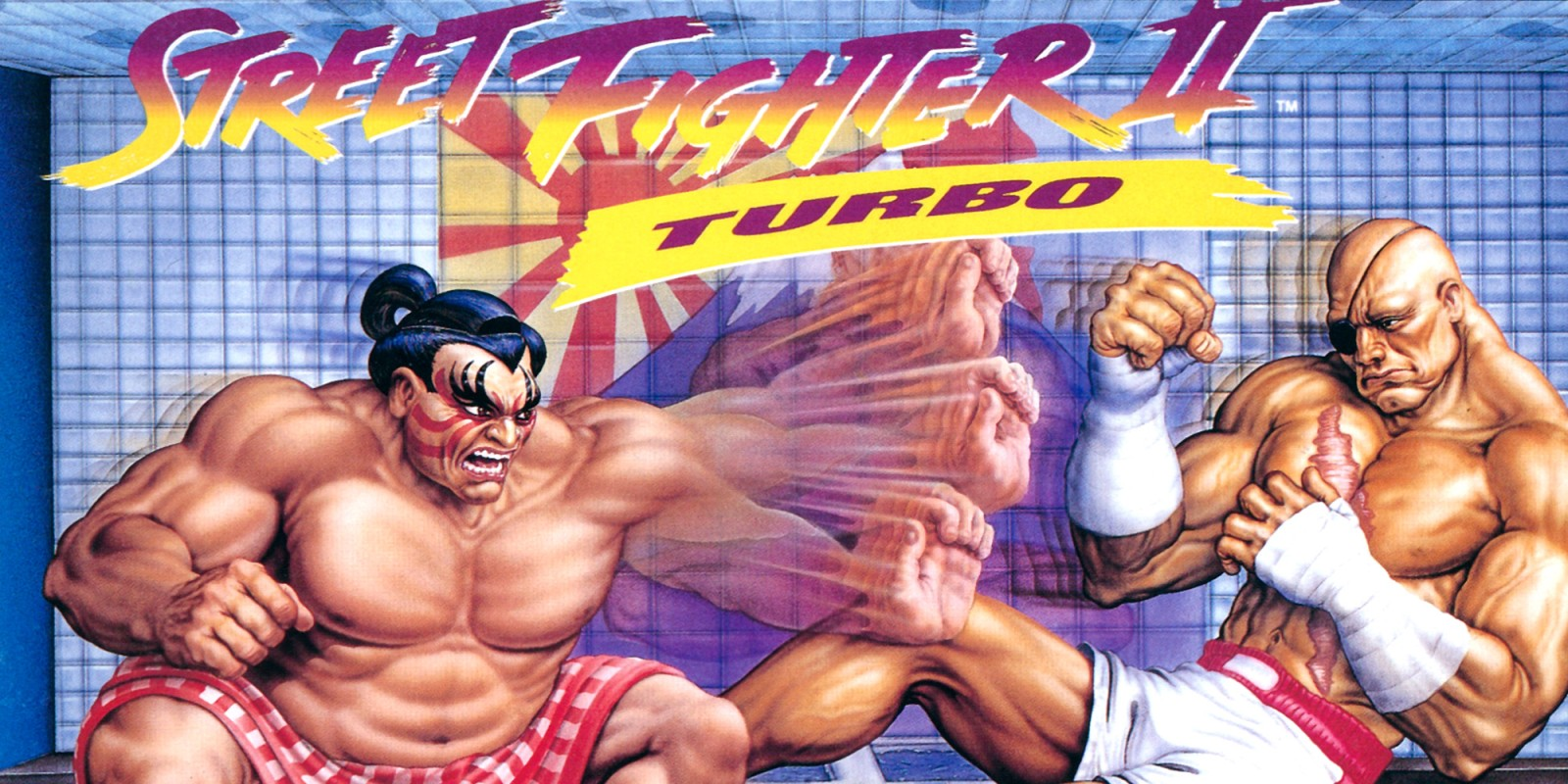 Street Fighter™ II Turbo: Hyper Fighting