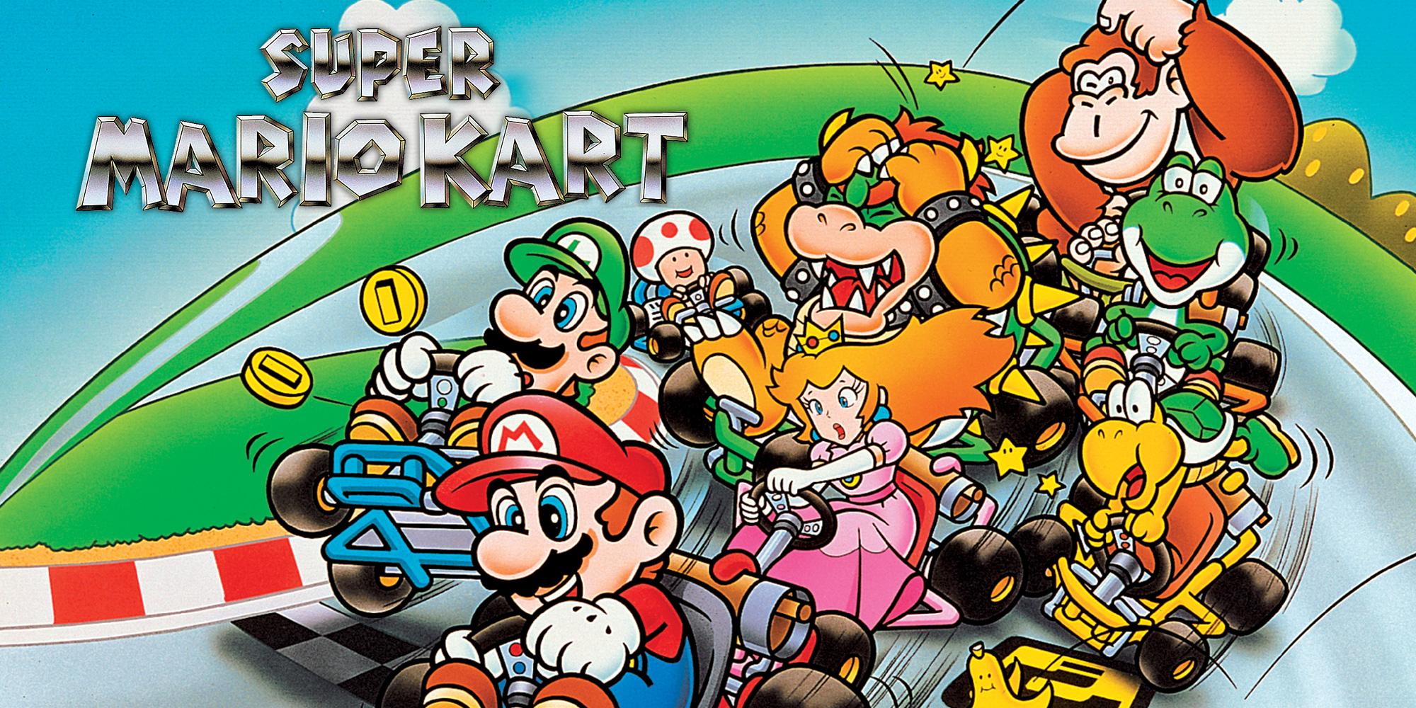 Best Snes Games | Super Mario Kart