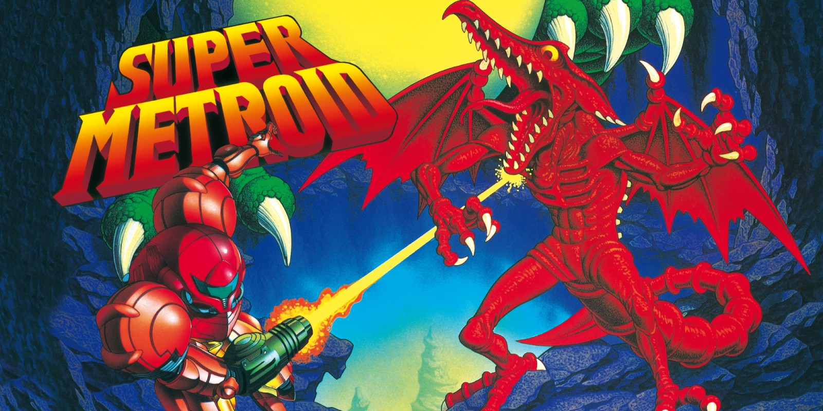 Image results for Metroid snes