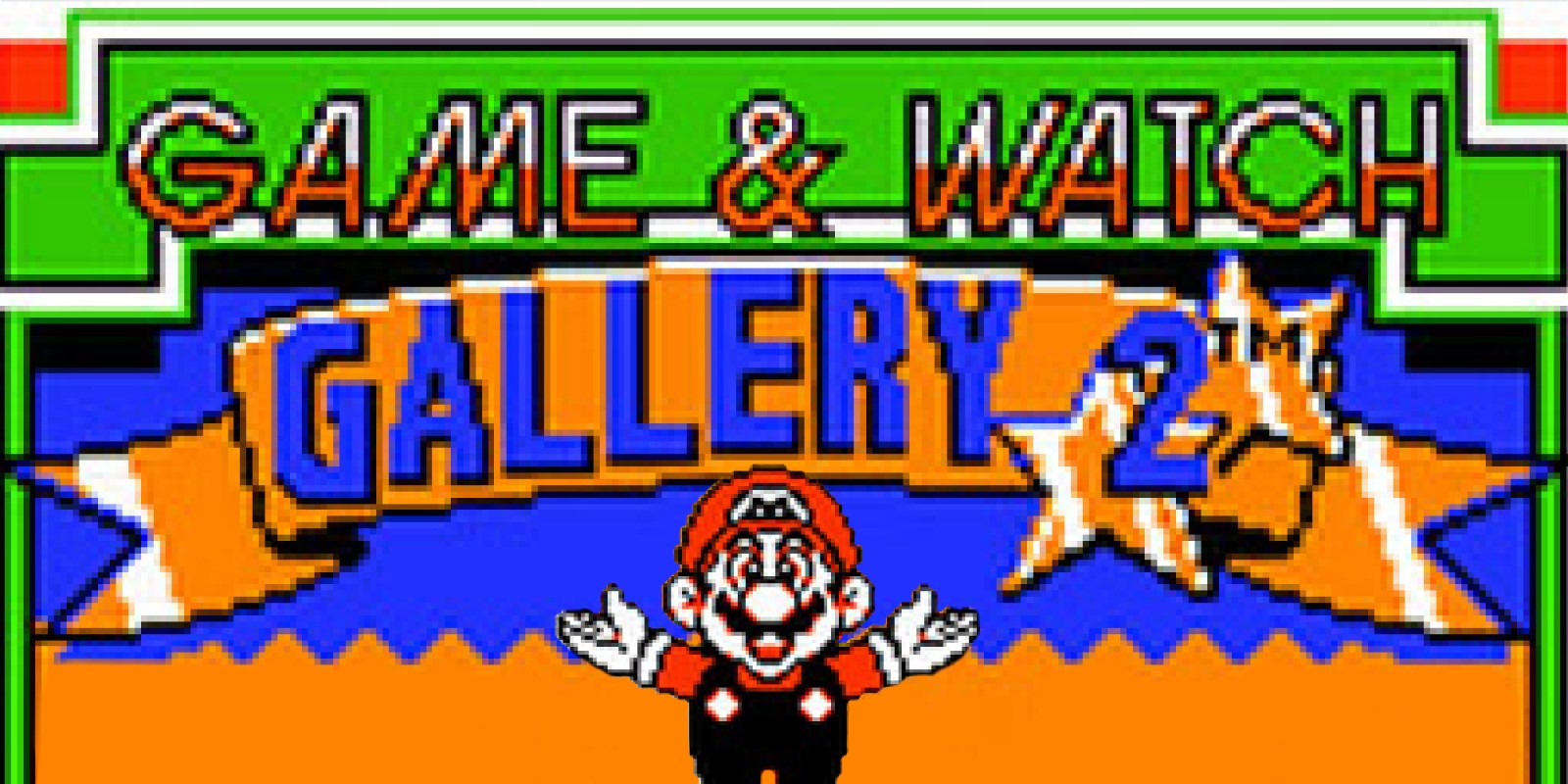 Game & Watch™ Gallery 2
