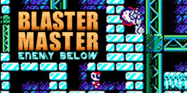 Blaster Master Enemy Below