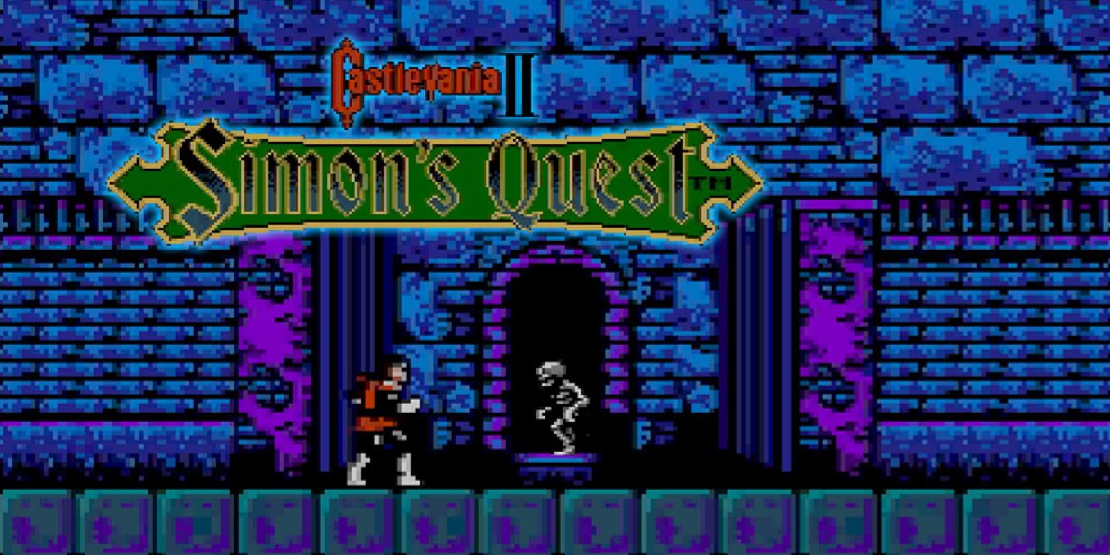 Castlevania II: Simon's Quest | NES | Games | Nintendo