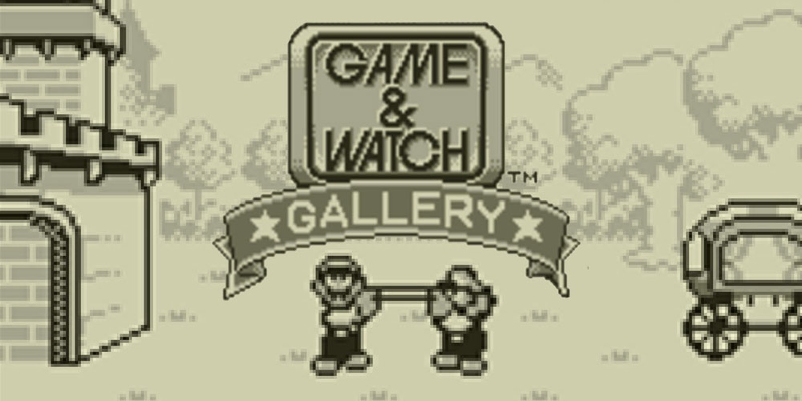 Game & Watch™ Gallery