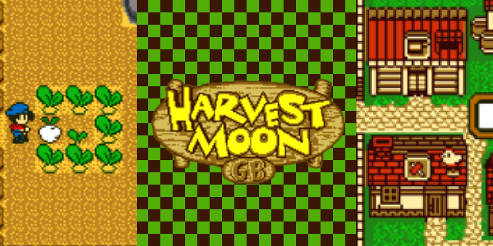 Game Harvest Moon Online Facebook