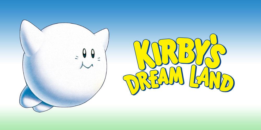 Kirby's Dream Land | Game Boy | Games | Nintendo