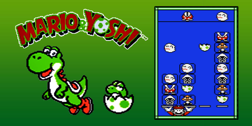 mario & yoshi | nes | games | nintendo