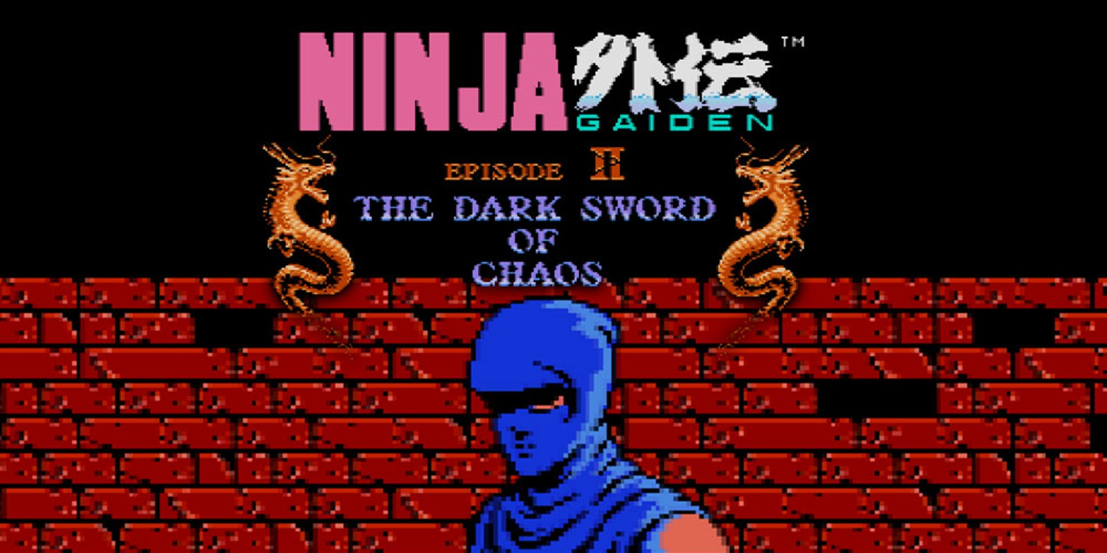 Ninja Gaiden Ii The Dark Sword Of Chaos Nes Games Nintendo