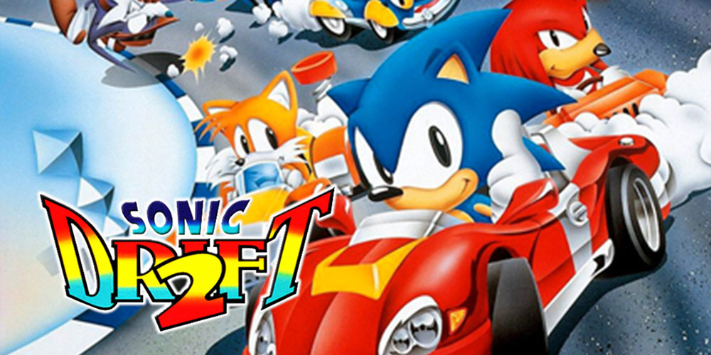 Sonic Drift 2 | SEGA Game Gear | Games | Nintendo