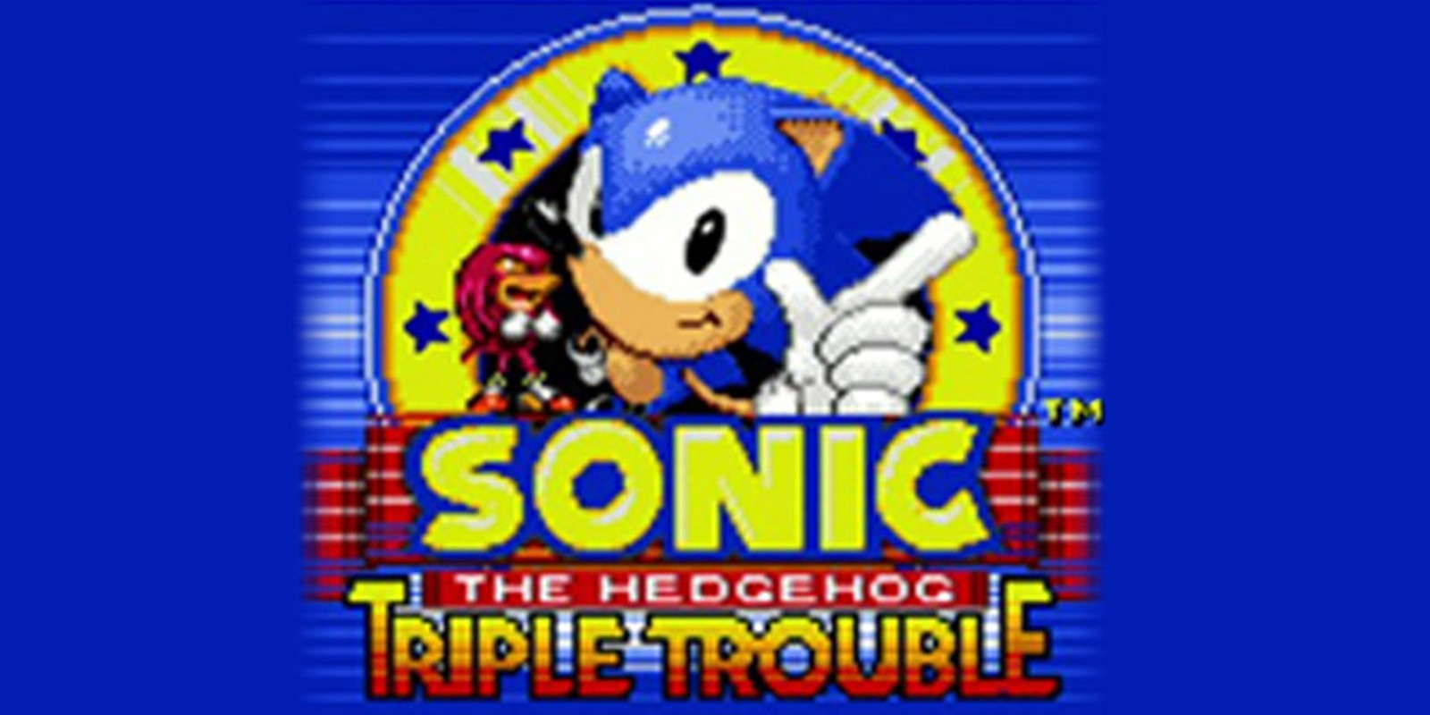 Sonic the Hedgehog™: Triple Trouble