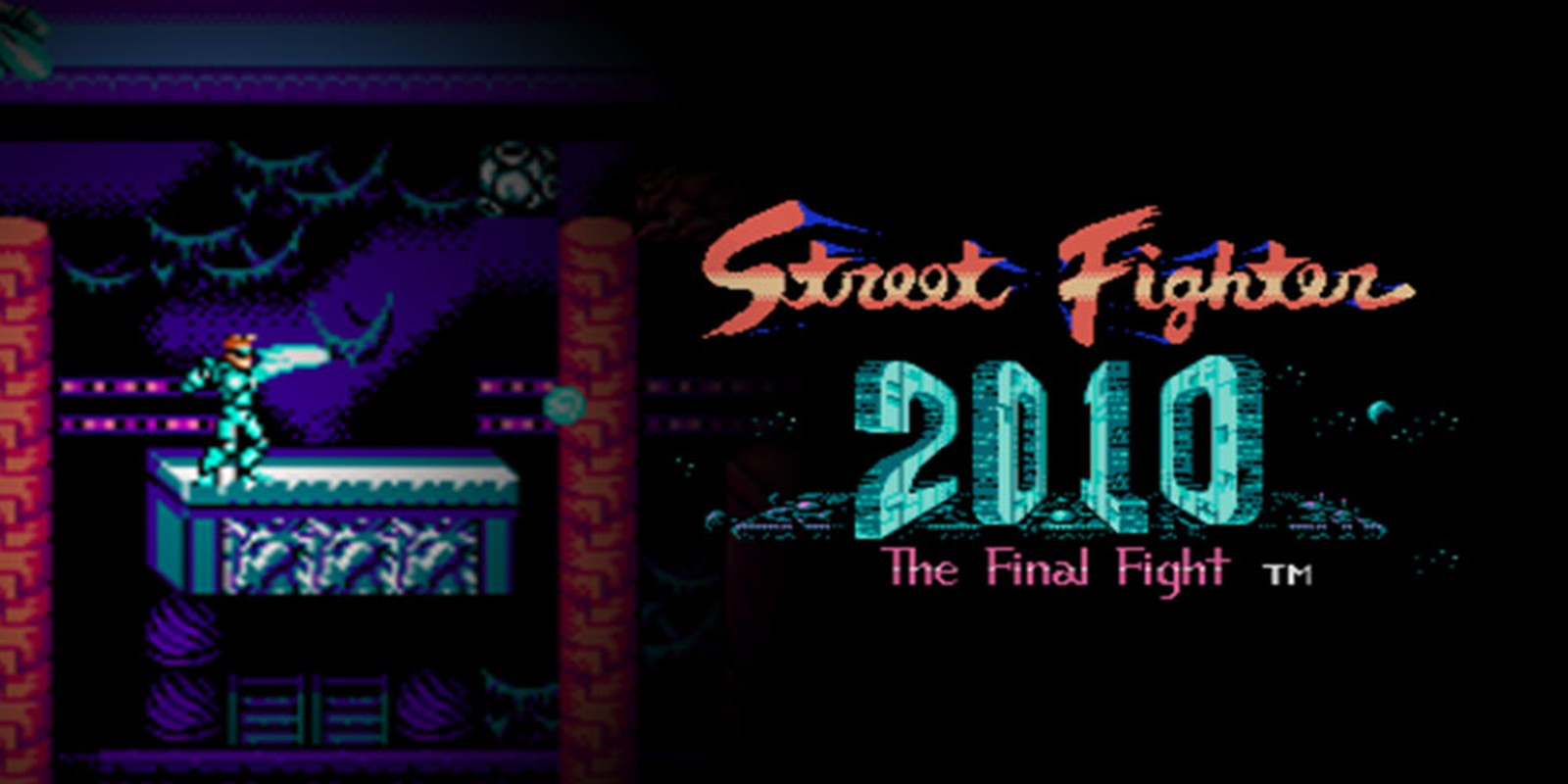 Street Fighter 2010 The Final Fight Nes Games Nintendo