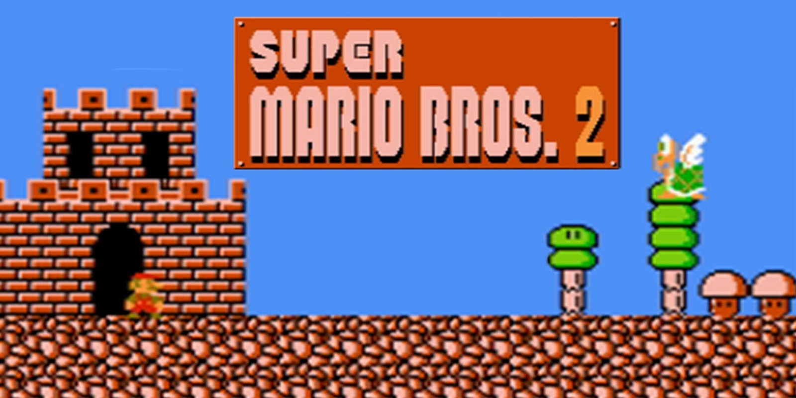 Super Mario Bros The Lost Levels Nes Games Nintendo