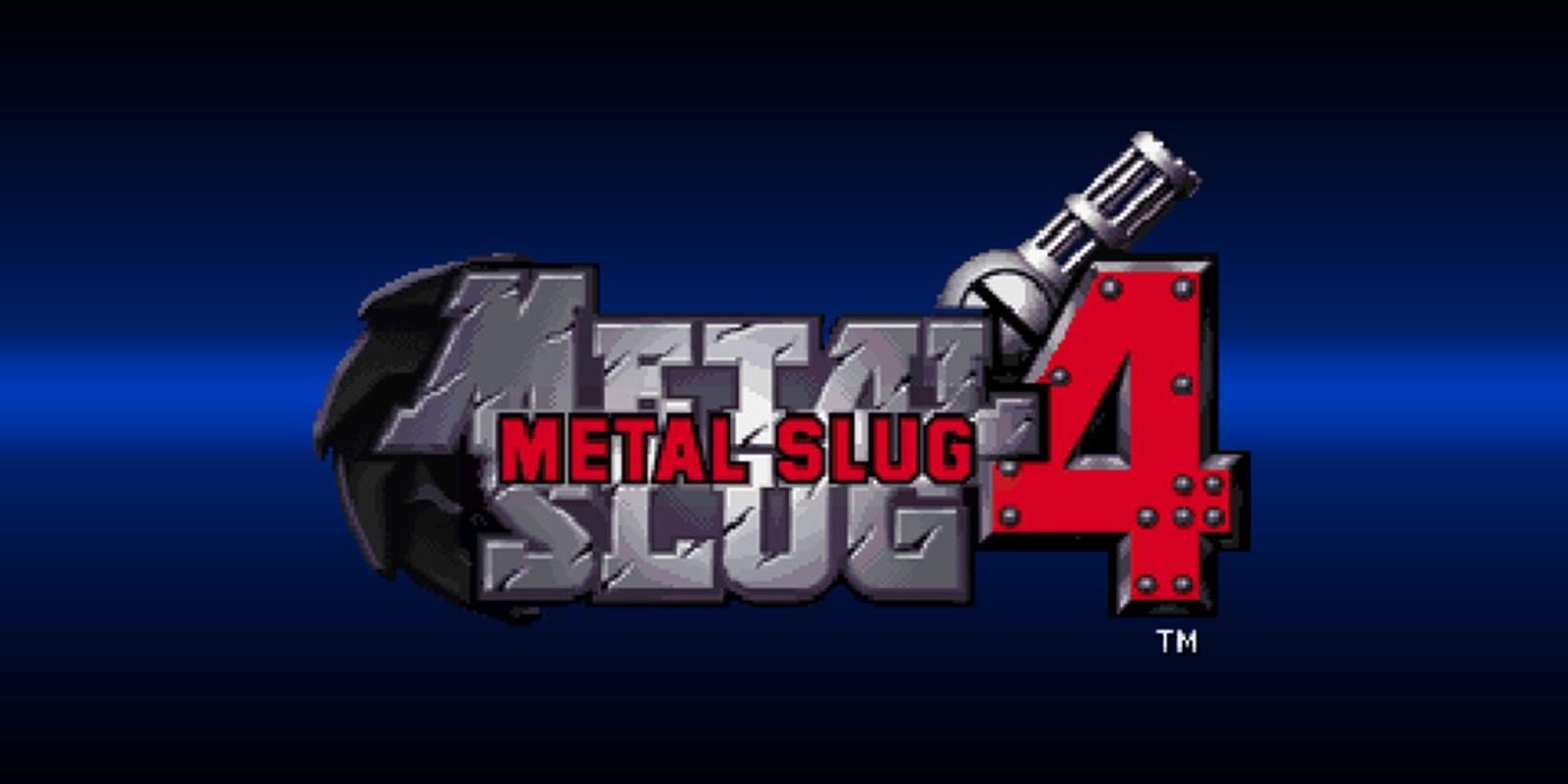 Metal Slug Spielen