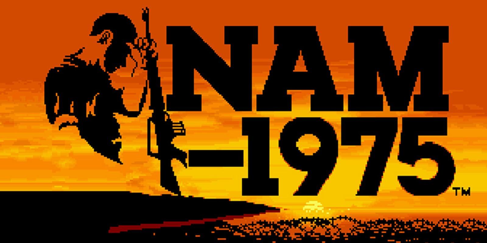nam 1975 neogeo games nintendo