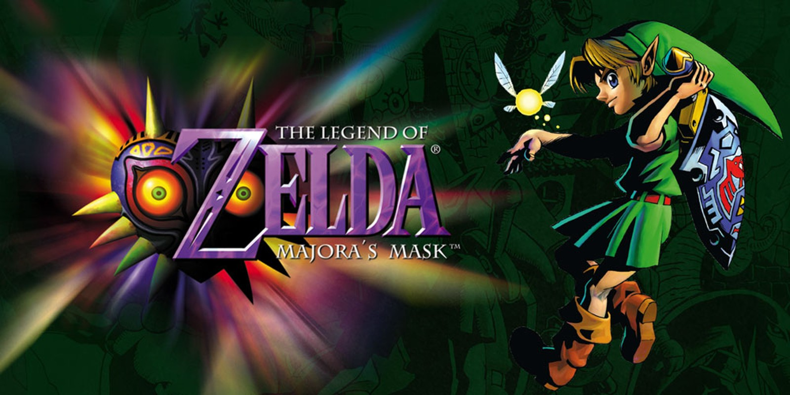 Image result for the legend of zelda majoras mask rom