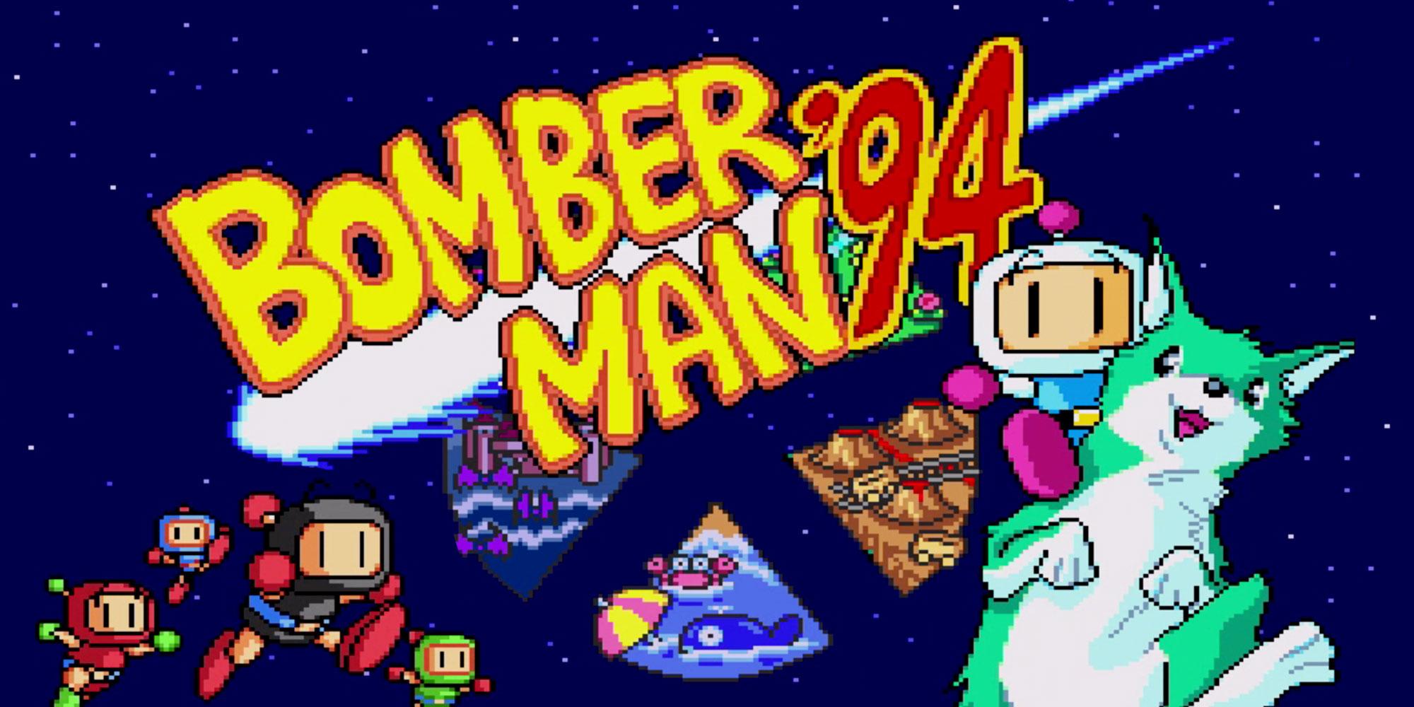 Bomberman 174 94 Turbografx Games Nintendo