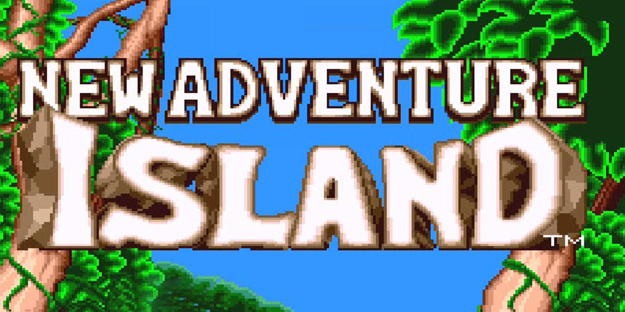 New Adventure Island Turbografx