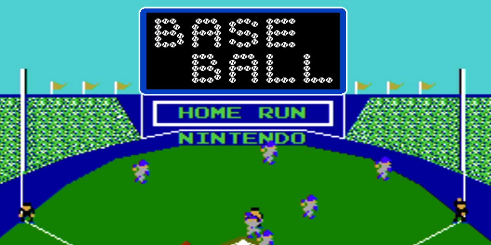 Baseball Nes Juegos Nintendo