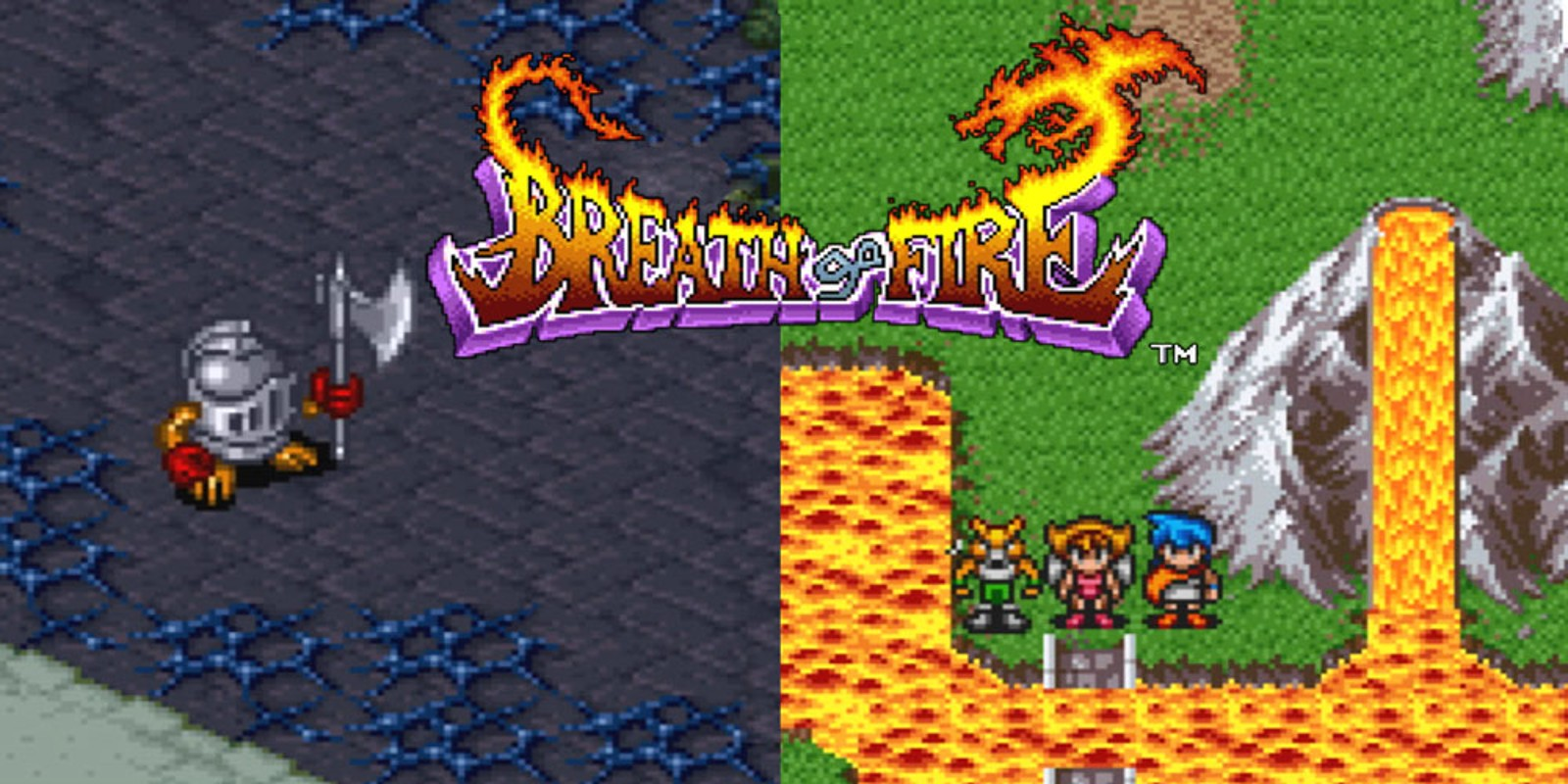 Breath of Fire™