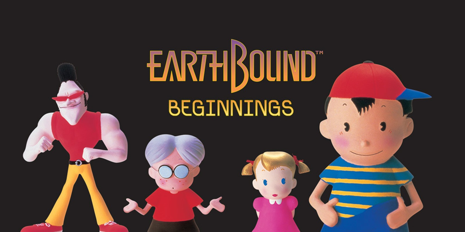 EarthBound Beginnings | NES | Jogos | Nintendo