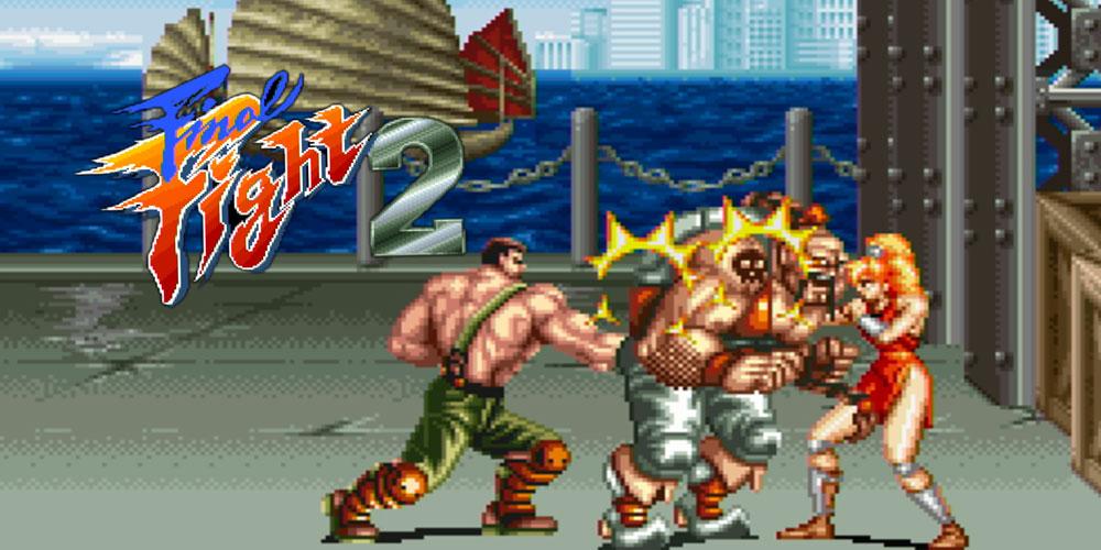 Final Fight™ 2 - Super Nintendo - Games - Nintendo