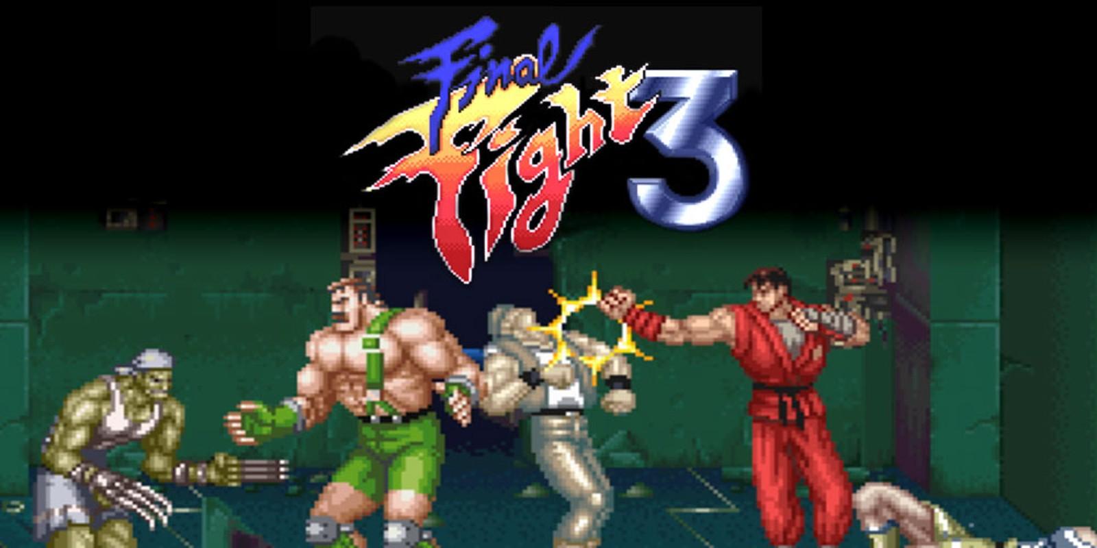 [Análise Retro Game] - Final Fight 2 e 3 - Super Nintendo SI_WiiUVC_FinalFight3_image1600w