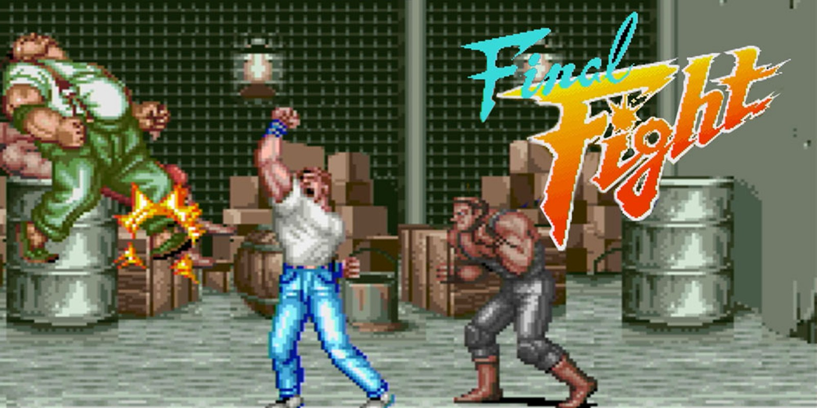 [Análise Retro Game] - Final Fight - Arcade/SNES/PC/SEGA CD SI_WiiUVC_FinalFight_image1600w