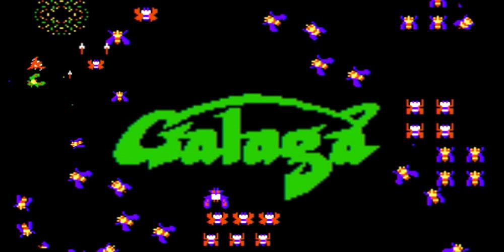 online galaga