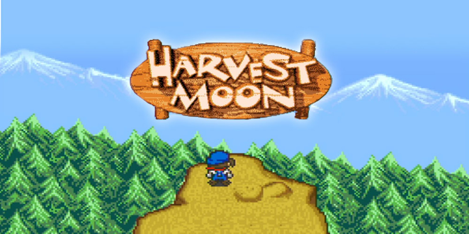 Harvest moon (snes) buy or download rom and cheats.