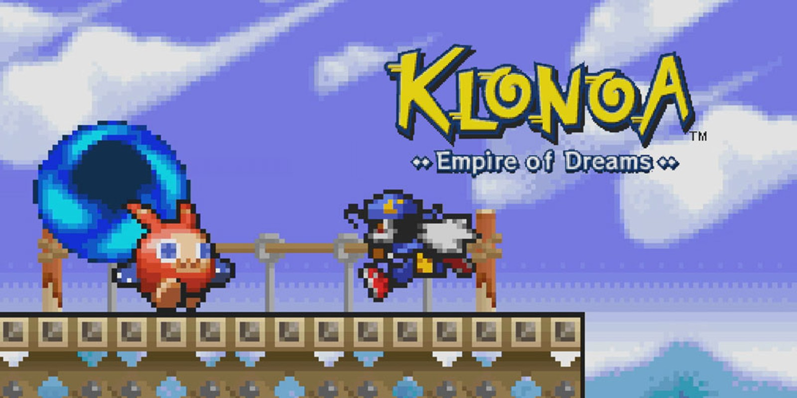 Klonoa™: Empire of Dreams