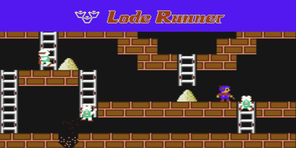 Lode Runner? | NES | Games | Nintendo