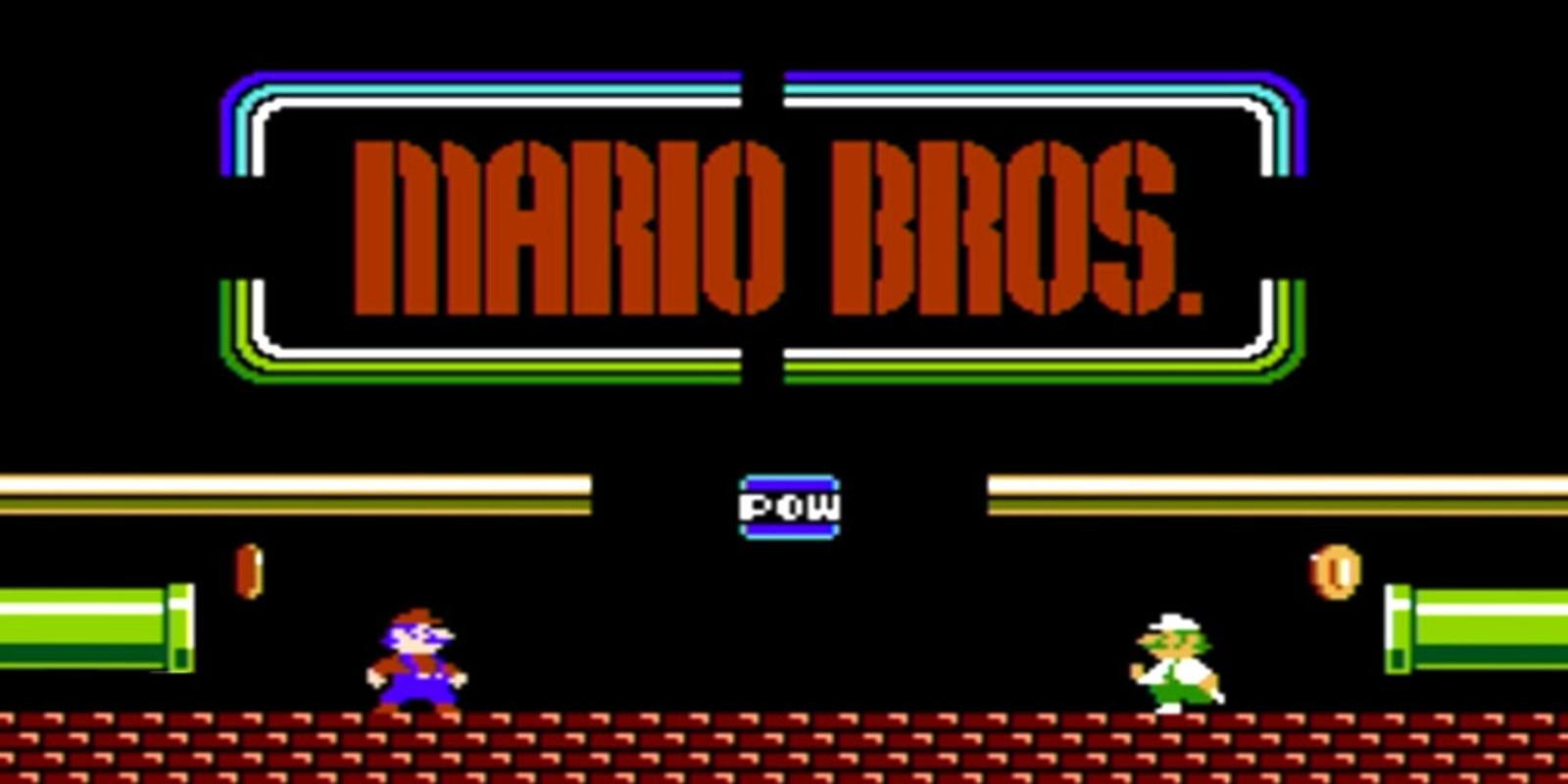 Mario Bros. | NES | Jogos | Nintendo
