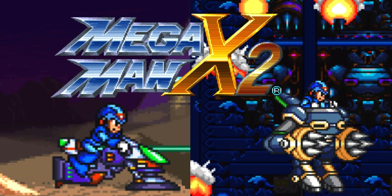 Mega man x2 super nintendo games nintendo - Megaman x virtual console ...