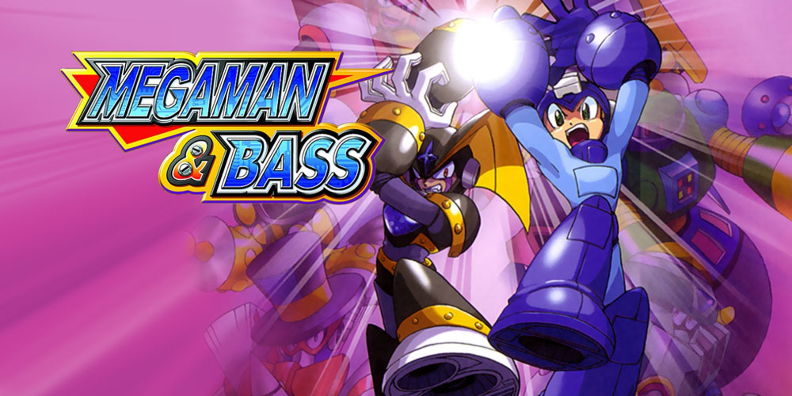 mega man amp bass game boy advance games nintendo