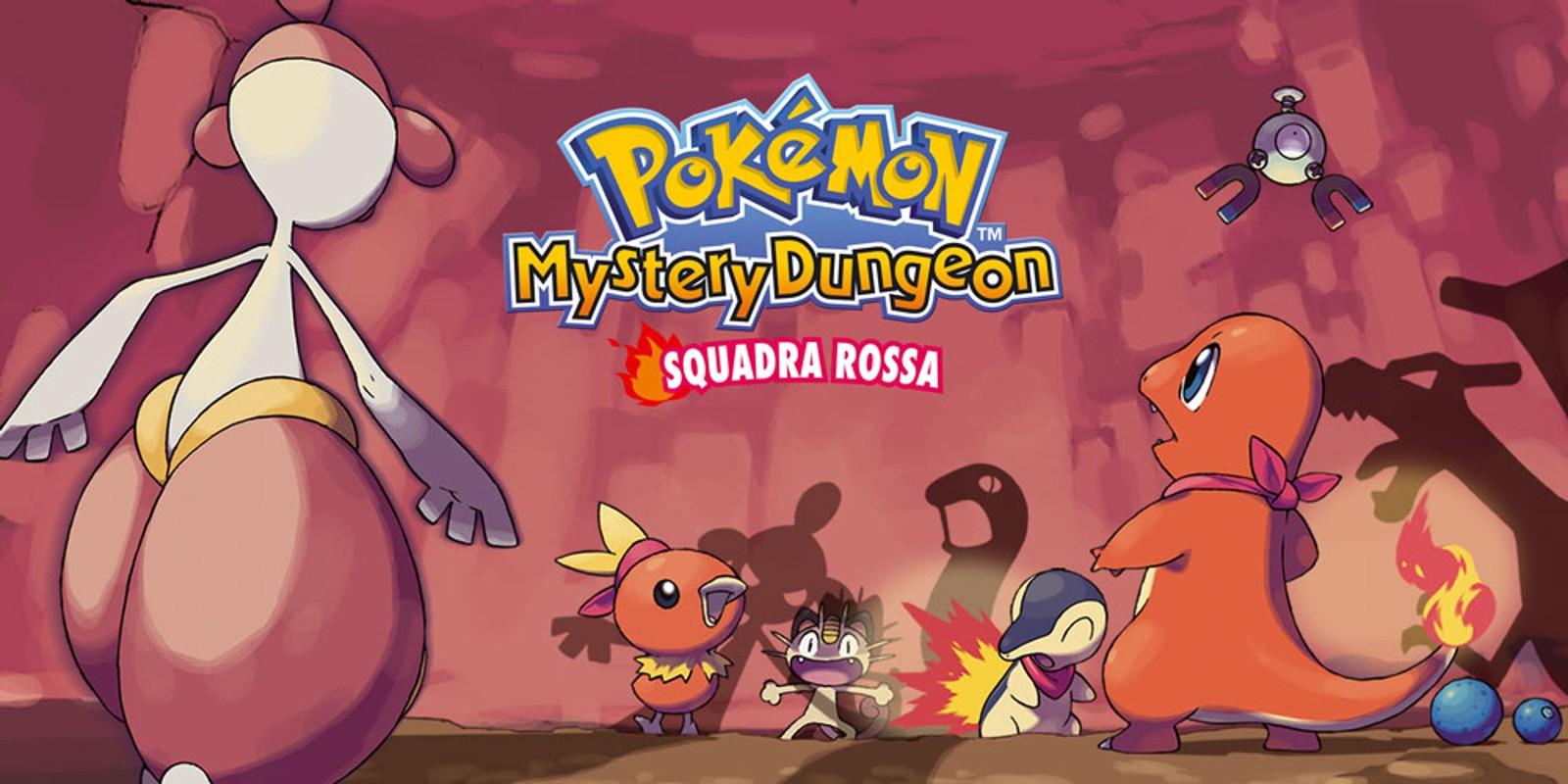 pokemon squadra rossa da