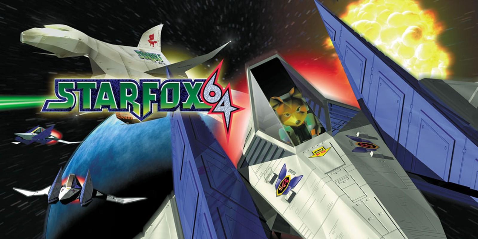 Resultado de imagen para star fox 64