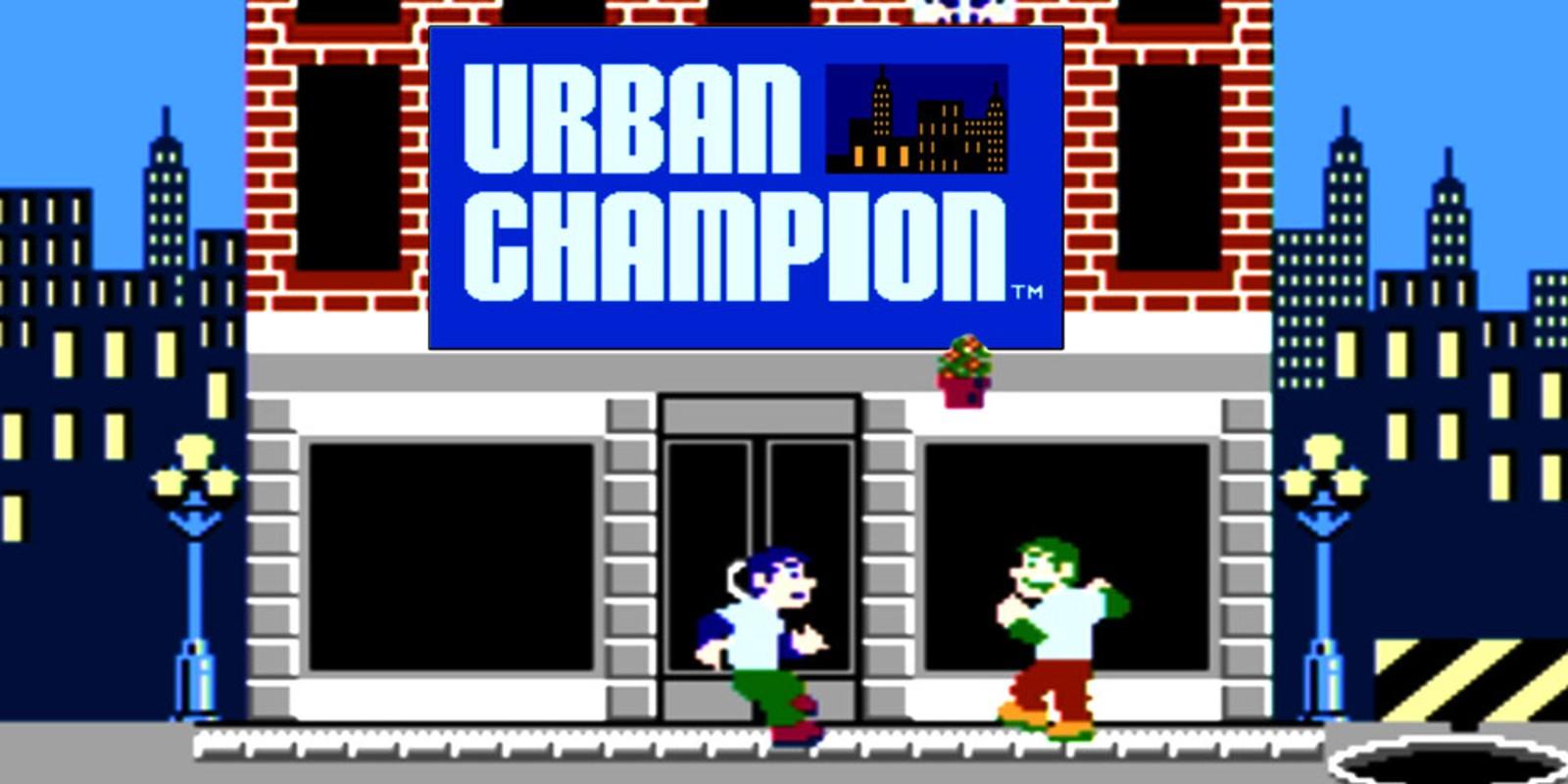 Image result for urban champion nes