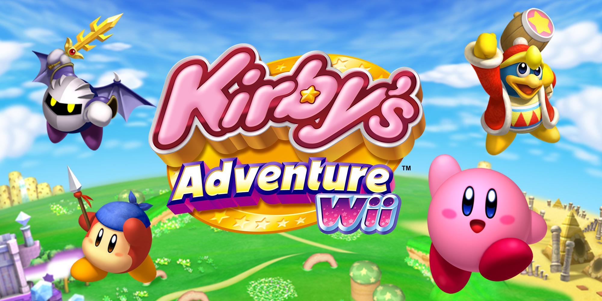 Kirby Wii U
