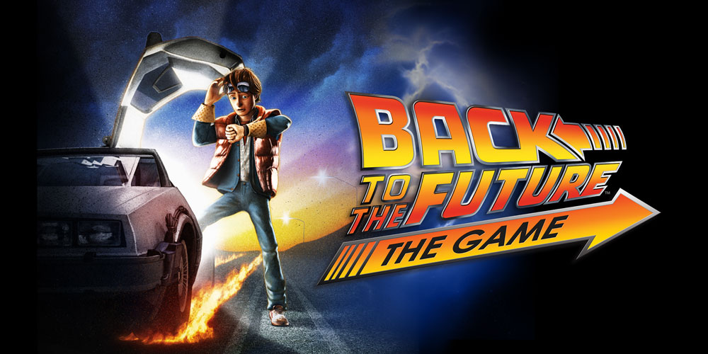 Back to the future the game wii games nintendo