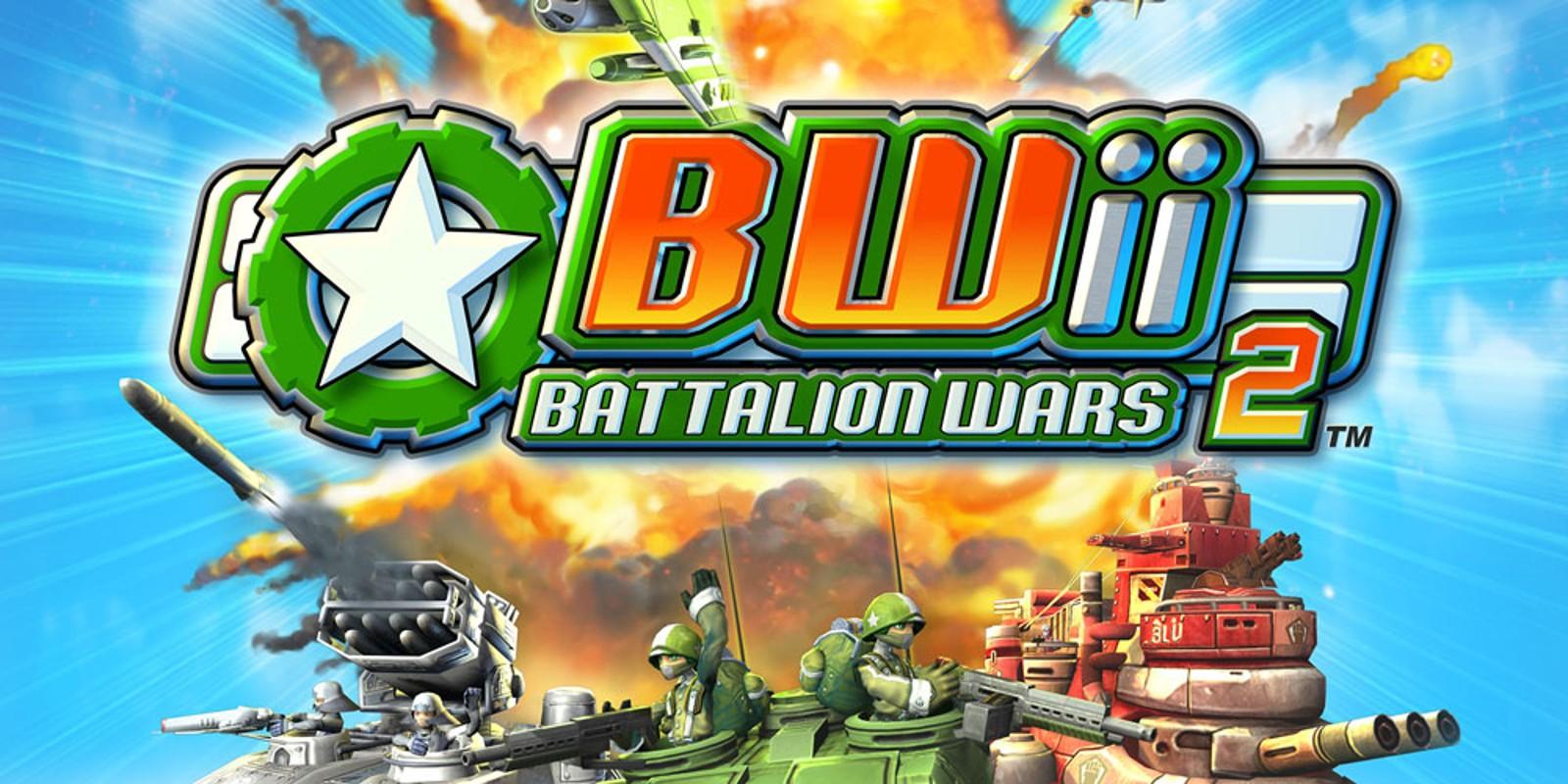 Battalion Wars Ii Wii Juegos Nintendo