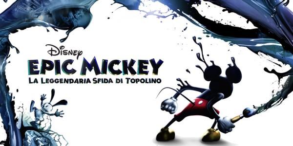 Warren spector su disney epic mickey: la leggendaria sfida di