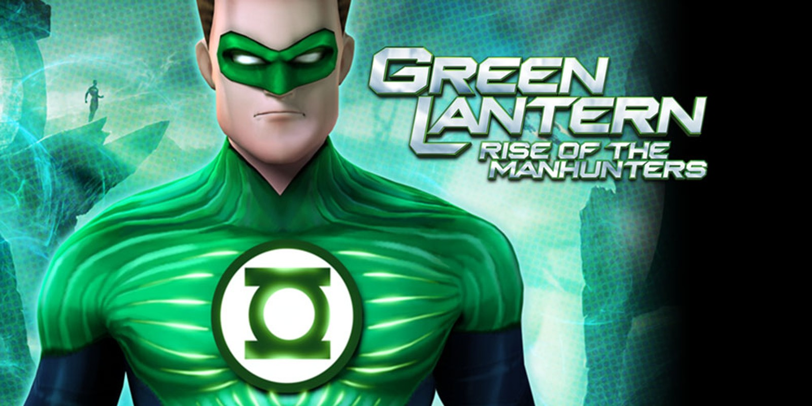 green lantern rise of the manhunters wii nintendo
