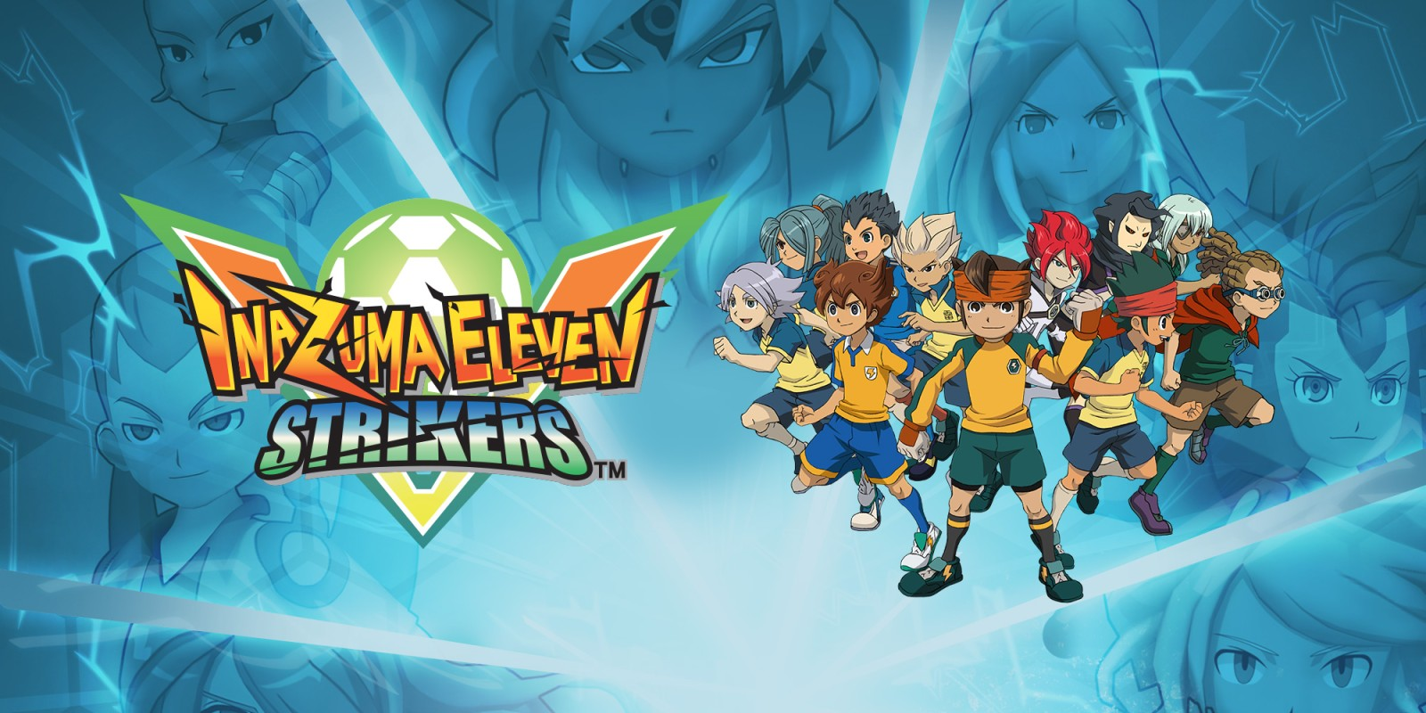 inazuma eleven strikers wii iso