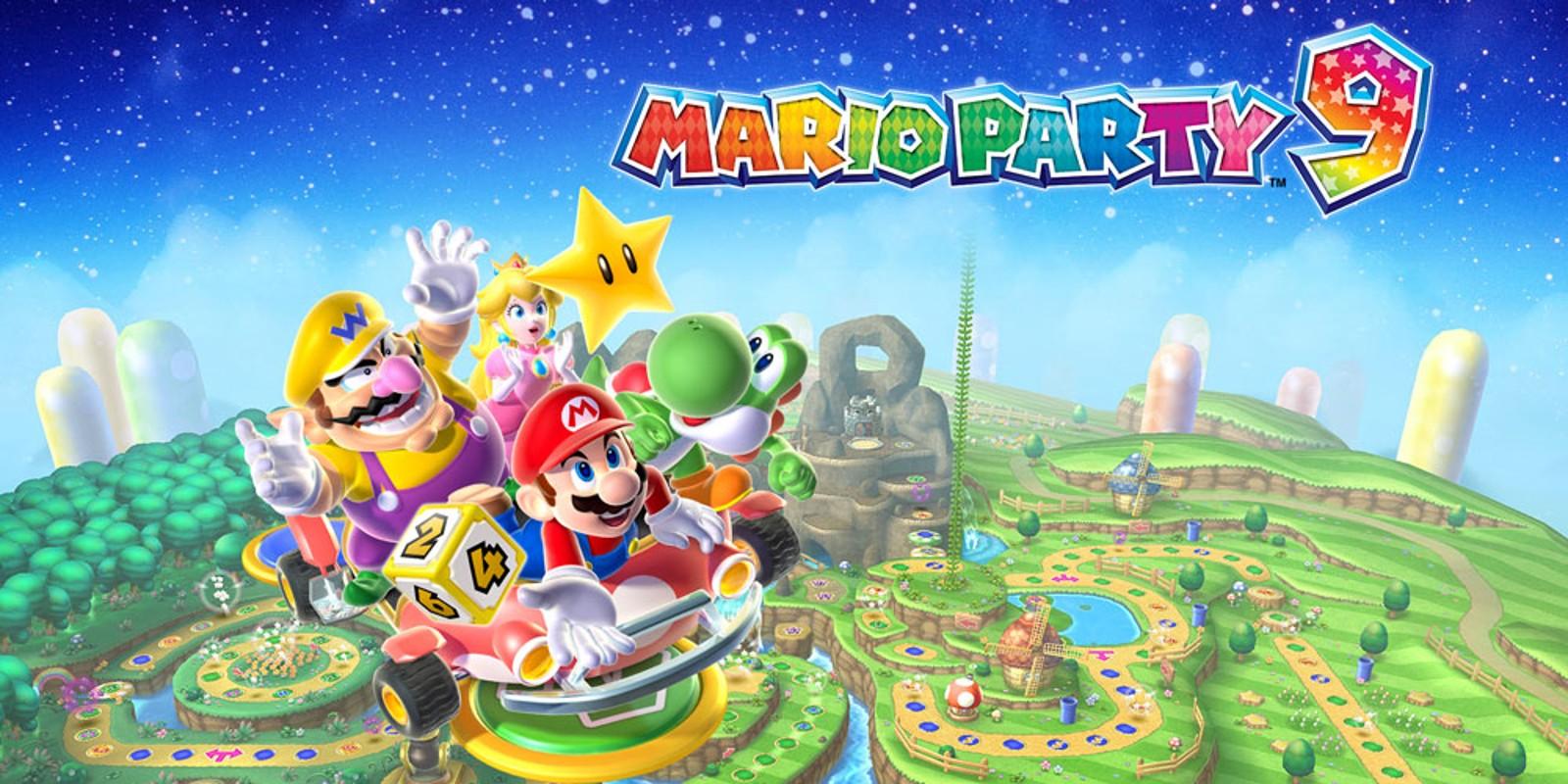 Mario Party 9 | Wii | Games | Nintendo
