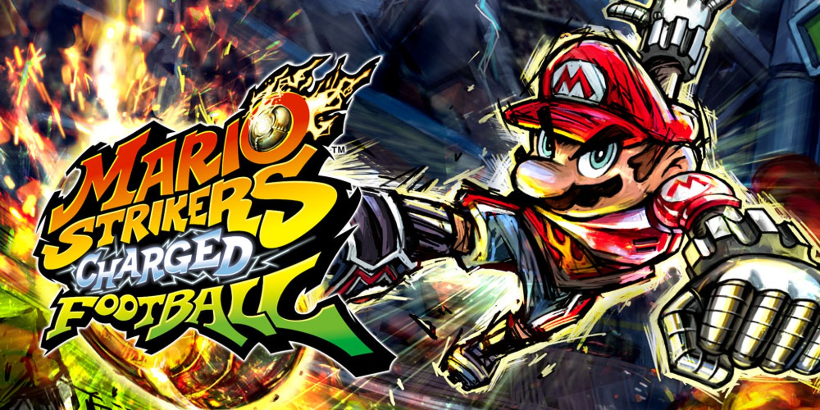 Mario Strikers Charged Football Wii Juegos Nintendo