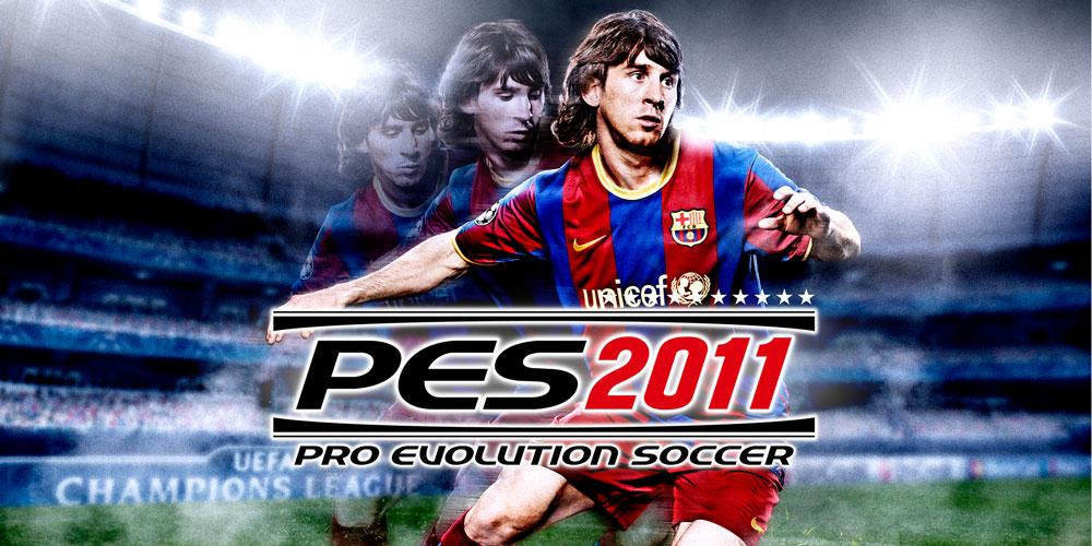 Download Game Pro Evolution Soccer 2011 (PES 11) PC