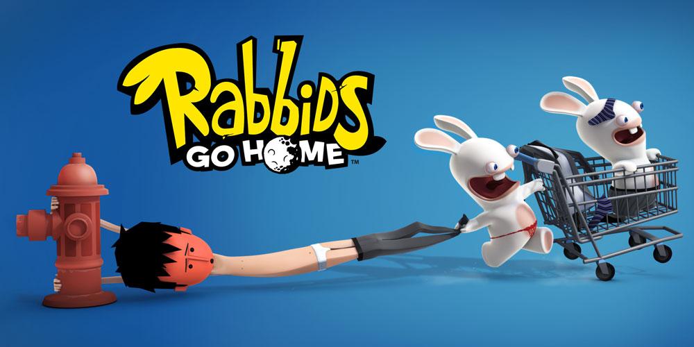скачать игру Rabbids Go Home - фото 3