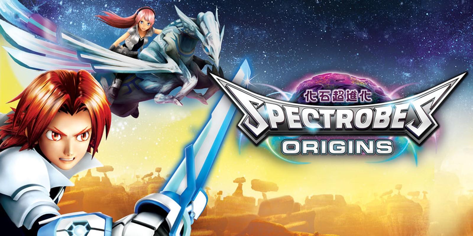 spectrobes origins wii