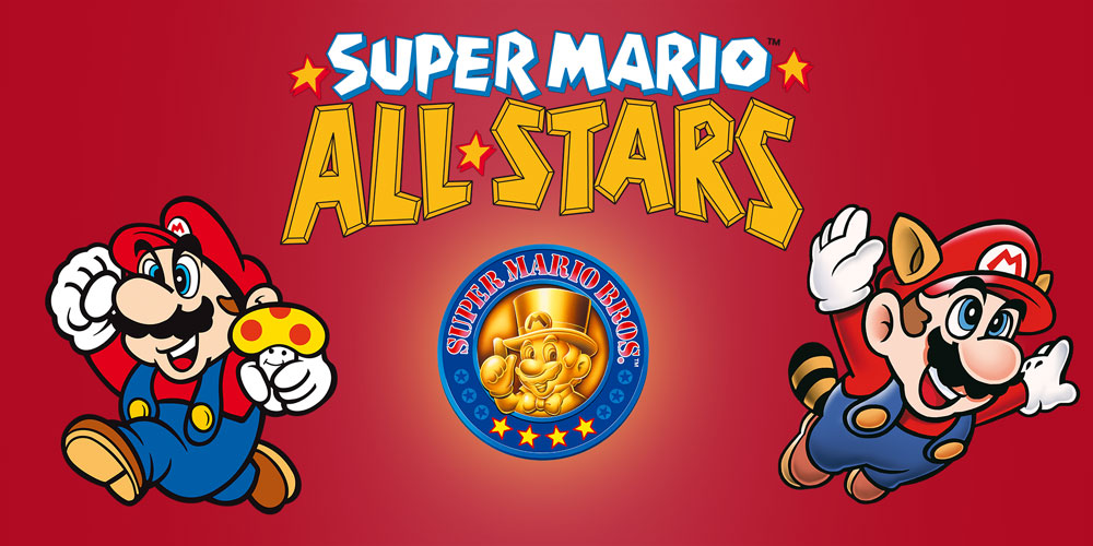Super Mario All-Stars - 25th Anniversary Edition | Wii