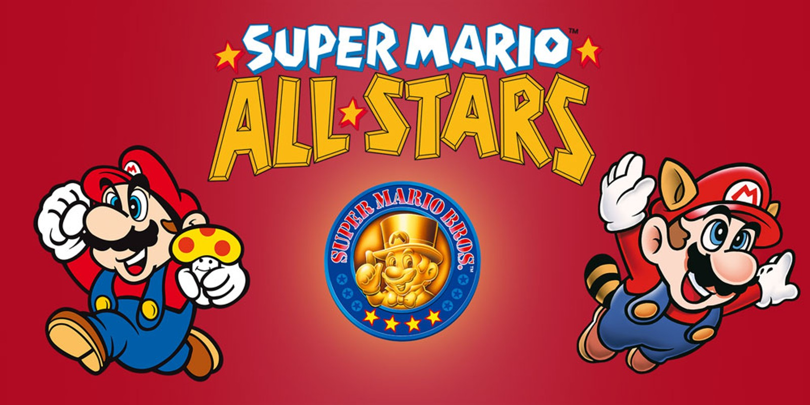 25 Anniversary Gift For Parents >> Super Mario All-Stars - 25th Anniversary Edition   Wii   Games   Nintendo