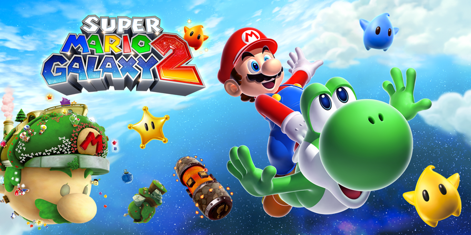 Super Mario Galaxy 2 | Wii | Games | Nintendo